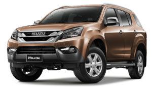 Izuzu SUV