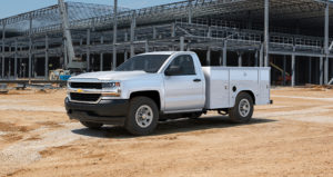 work truck leasing program