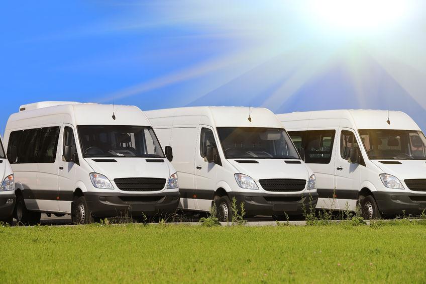 fleet vehicles
