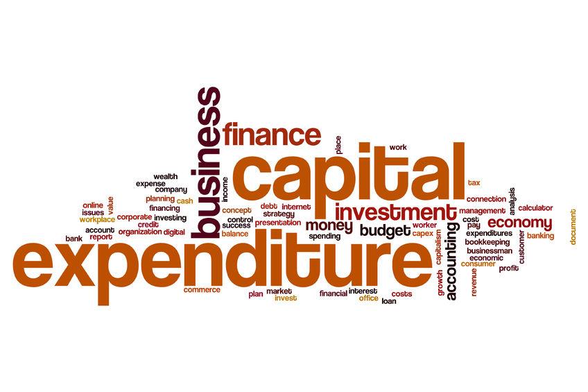 capital expenditure fleet vehicles