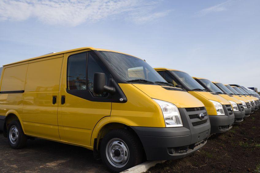 fleet leased vans
