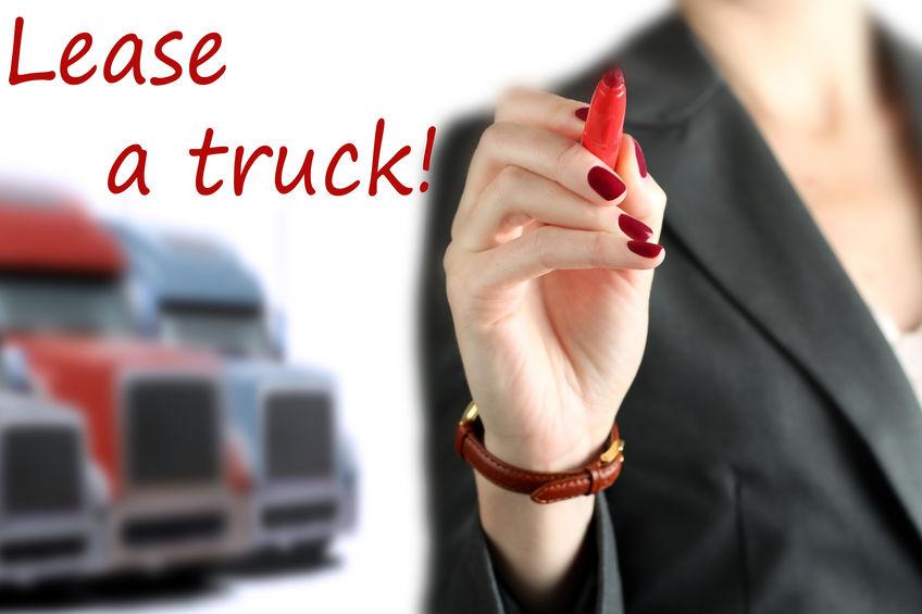 fleet truck leasing